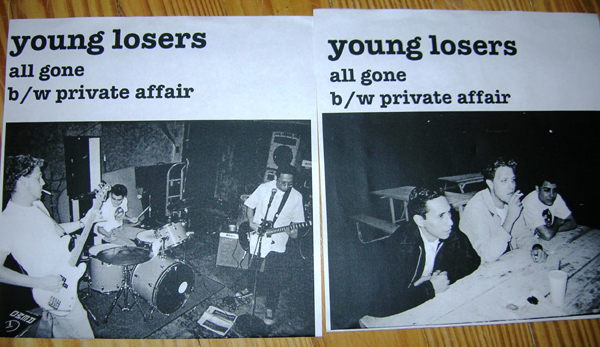 Young Losers - All Gone